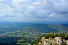 Maly Rozsutec Slovakia lizenzfreie stockfotos