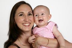 Mamã & bebê Imagem de Stock