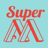 Mamã super Imagens de Stock Royalty Free