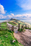 Mam Tor Stock Images