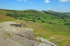Mam Tor Royalty Free Stock Images