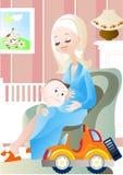 Mama Lizenzfreies Stockfoto