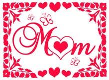 Mama Foto de archivo libre de regalías