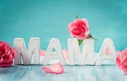 Mama! Obrazy Royalty Free