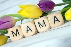 mama Стоковое Изображение RF