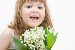 mama ci kwiaty Obraz Stock