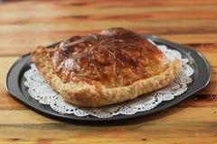 Mama Domowej roboty chleb Zdjęcie Royalty Free