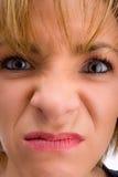 Mama enojada Fotos de archivo
