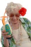 Mama Granny di Bahama Immagini Stock Libere da Diritti