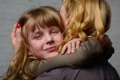 Mama i córka Obrazy Stock