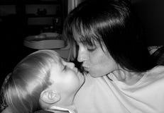 mama jest miłość Fotografia Stock
