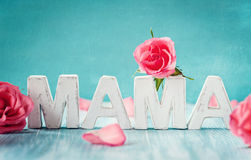 Mama! royalty free stock images