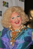Mama przy 2005 WeHo nagrodami, Hollywood Roosevelt hotel, Hollywood, CA 12-01-05 wyłączność na wywiad Obraz Stock