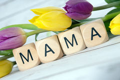 Mama Royalty Free Stock Image