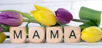 Mama Royalty Free Stock Photography