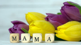 Mama Royalty Free Stock Images