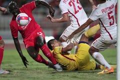Mamadou Sakho von Liverpool Stockfoto