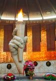 Mamaev Kurgan memorial in Volgograd, Russia Stock Photography