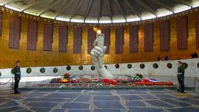 Mamaev Kurgan - Stalingrad Fotos de archivo
