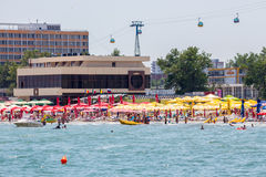 Mamaia Beach Stock Images