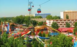 Mamaia Black Sea Resort (Romania) Stock Image