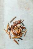 Mamajuana roots Royalty Free Stock Photos