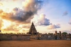 Mamallapuram-Monumente lizenzfreie stockfotografie