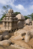 Mamallapuram - Tamil Nadu - India Stock Photography