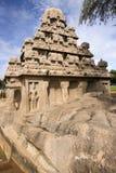 Mamallapuram - Tamil Nadu - India Stock Image