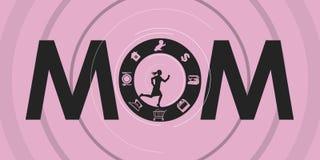 maman Photos stock
