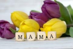 maman Images stock