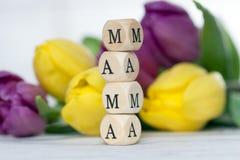 maman Photographie stock