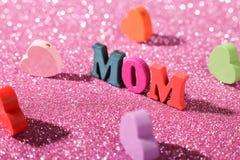 Maman d'amour Image libre de droits