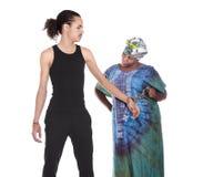 Maman de sucre Images libres de droits