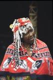 Maman de zoulou Photos libres de droits