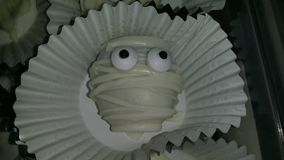 Mamans de truffe de Halloween Image stock