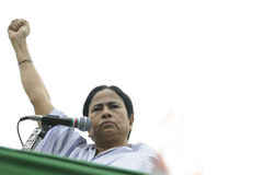 Mamata Banerjee. Stock Images