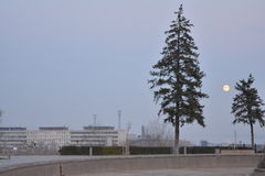 Mamayev Kurgan - мемориальный комплекс Стоковые Фотографии RF
