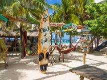 Mambo beach bar Stock Image