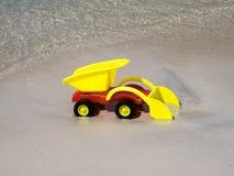 Mambo beach - toy Stock Photo
