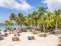 Mambo beach Royalty Free Stock Photography