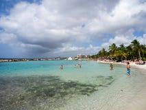 Mambo beach Stock Photo