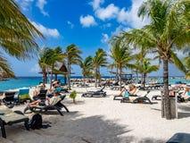 Mambo beach Stock Images