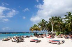 Mambo beach Stock Photography
