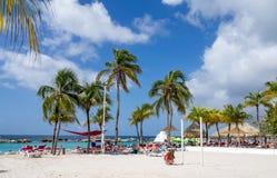 Mambo beach Stock Photos