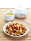 Mame kichi japanese sweets beans Stock Photos