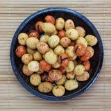 Mame kichi japanese sweets beans Royalty Free Stock Photo