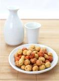 Mame kichi japanese sweets beans Stock Photo