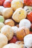 Mame kichi japanese sweets beans Royalty Free Stock Image