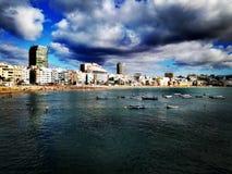 Mamie Canaria de Las Palmas photos libres de droits